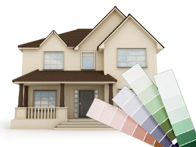 most used house colors 1