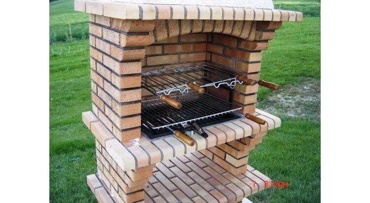 barbecue brique