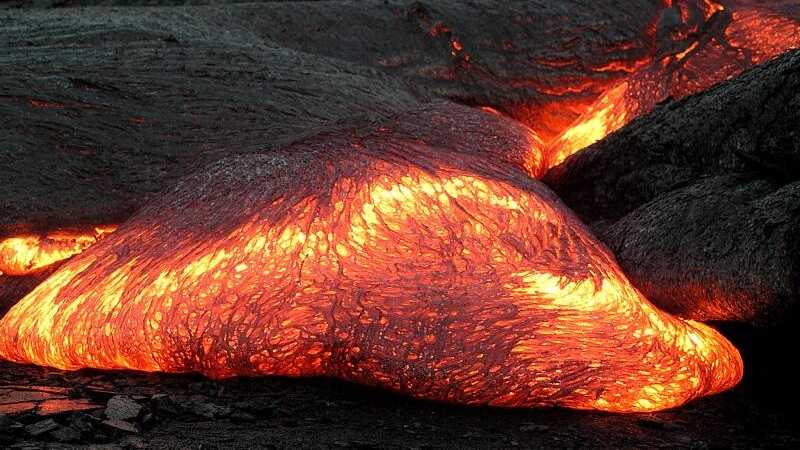Difference entre lave et magma
