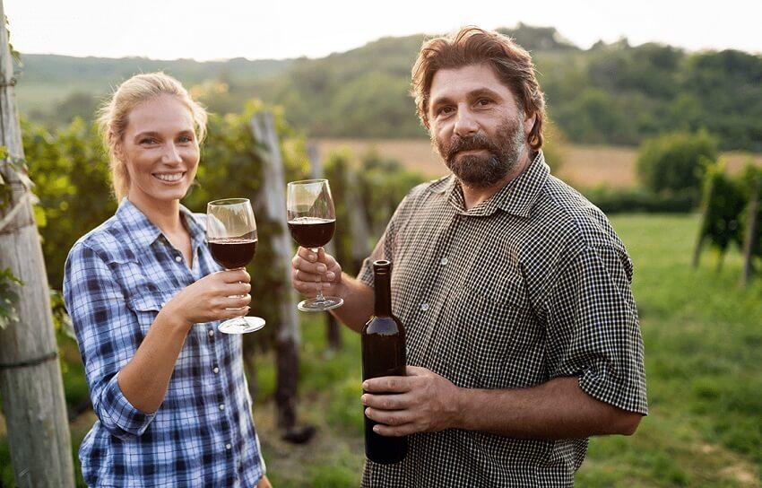 Difference entre viticulteur et vigneron